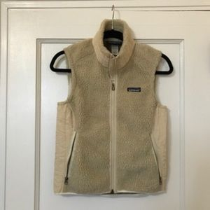 Patagonia vest, size S